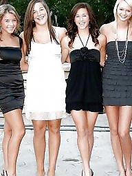 Dress, Teenage, Teen dress