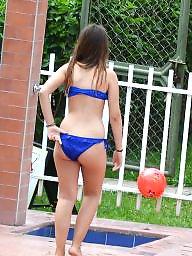 Amateur teen, Public nudity