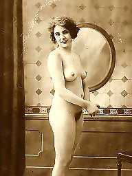 Vintage, Bath, Vintage amateur, Vintage amateurs, Bathing