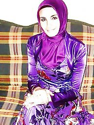 Arab, Turban, Muslim, Arab hijab, Turban hijab, Turkish amateur