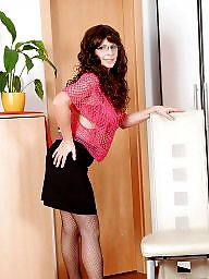 Granny, Granny stockings, Mature legs, Nylons, Granny nylon, Mature nylon