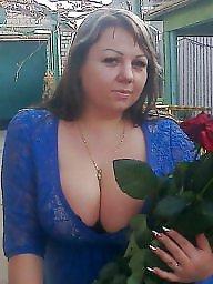 Russian, Russians, Busty, Busty russian, Russian boobs, Busty russian woman