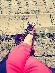 Turban, Feet, Voyeur, Foot