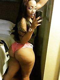 Ebony tits, Ebony ass