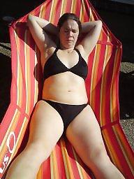 Amateur bbw, Amateur milf, Bbw bikini, Amateur bikini