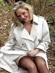 Vintage, Lady, Woods, Wood, Ladies, Legs stockings