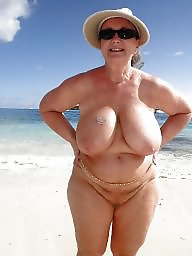 Mature beach, Nudist, Older, Nudists