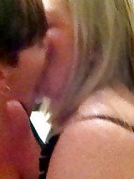 Kissing, Kiss, Amateur lesbian, Lesbian kissing, Kissing lesbian