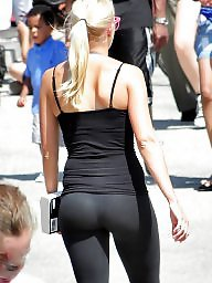 Yoga, Pants, Amateur ass, Yoga pants, Pant