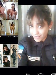 Office, Latin, Police, Female