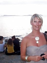 Mature beach, Holiday, Uk milf, Uk mature, Beach mature