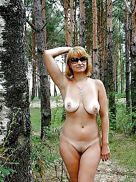 Russian mature, Tits, Russians, Russian milf, Mature russian