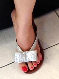 Foot, Fetish, Sandals, Barefoot