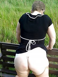 Girdle, Flashing, Forest, Flashing stockings, Girdle stockings