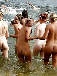 Holiday, Beach amateur, Sea