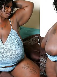 Ebony bbw, Black bbw, Bbw tits, Ebony tits