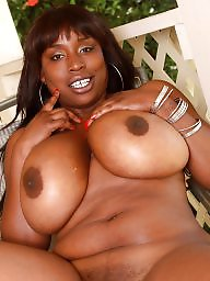 Ebony, Ebony boobs