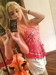 Blonde, Blond, Blonde teen, Amateur teen