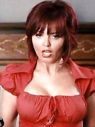 Sexy milf, Milf boobs, Actress
