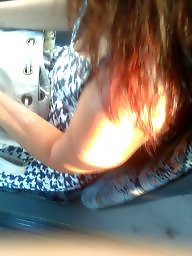 Downblouse, Bus, Mature downblouse, Hungarian, Downblouses