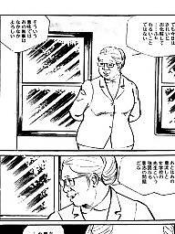 Comic, Comics, Japanese, Boys, Cartoon comics, Boy cartoon