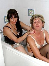 Mature lesbian, Wet, Wet panties, Mature panties, Mature lesbians, Pantie