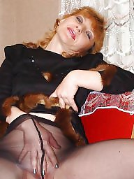 Fur, Hairy stockings, Red, Stocking hairy, Nature, Hairy redhead