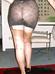 Girdle, Nylons, Stocking
