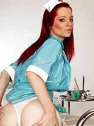 Nurse, Tights, Nurses, Suspenders