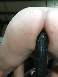 Gaping, Gape, Dick, Dicks, Anal sex, Anal toy