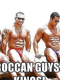 Moroccan, Ebony fuck, Blacked