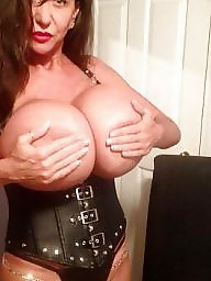 Mature tits, Mature big tits, Fake tits, Fake boobs, Fake, Big tits mature