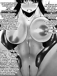 Anal, Hentai, Manga, Anal creampie