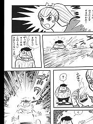 Comics, Comic, Cartoon comic, Cartoon comics, Asian cartoon, Japanese cartoon