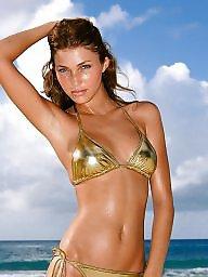 Golden, Bikinis