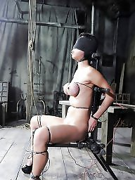 Bondage, Breast, Breast bondage, Tit bdsm, Breasts