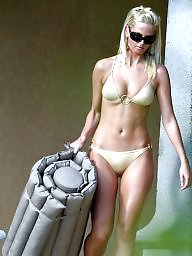 Cameltoe, Topless, Nude beach
