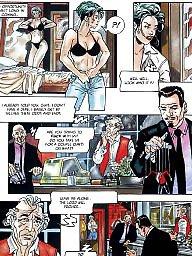 Cartoons, Comic, Comics