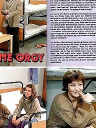 Hairy, Magazine, Vintage hairy, Group sex, Magazines, Vintage sex