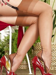 Heels, Stockings heels