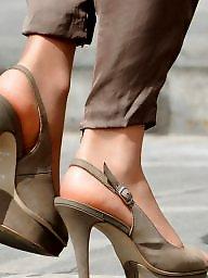 Mature feet, Candid, Milfs, Mature candid, Candids, Candid mature