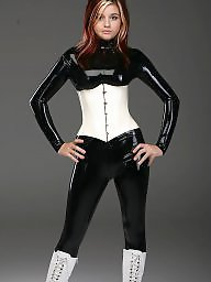 Latex, Pvc, Model, Teen models, Models