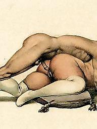 Mature porn, Vintage, Art