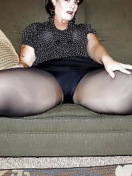 Granny pantyhose, Mature, Pantyhose, Mature pantyhose, Granny, Granny stockings