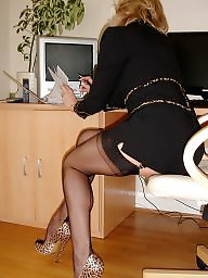 Mature mix, Stockings, Mature milf, Stocking milf