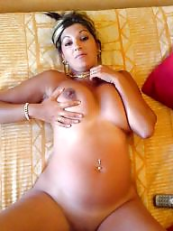 Mom, Pregnant, Arabian, French, French milf, Brunette mom