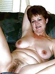 Natural, Natural mature, Hairy women