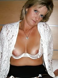 Hungarian, Amateur milf, Milf flashing