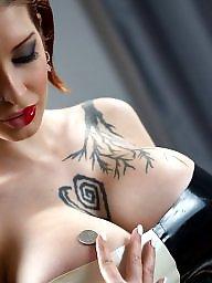 Bra boobs, A bra