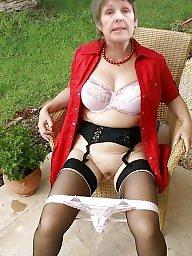 Mature stocking, Milf stockings